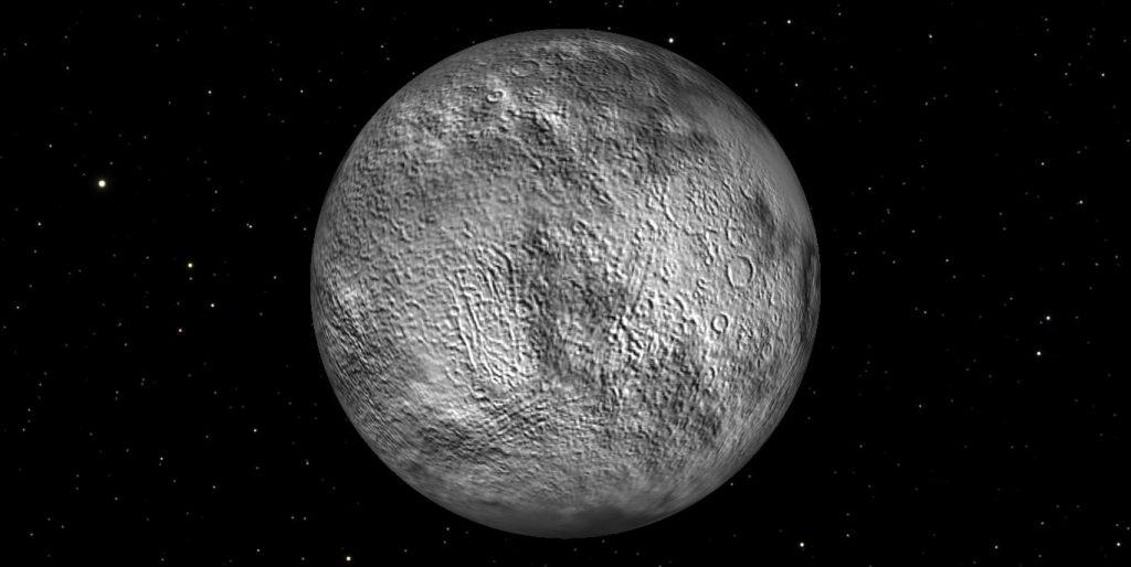 cool dwarf planet - photo #7